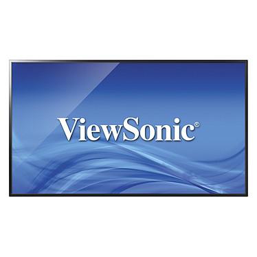 """ViewSonic CDE4302 Moniteur LED 43"""" Full HD 1920 x 1080 pixels - 6.5 ms - Format large 16:9 - IPS - 350 cd/m² - Bords fins 11.9 mm - HP intégrés - HDMI - Noir (sans pieds)"""