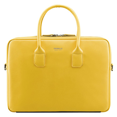 "Mobilis Origine Briefcase 14-16"" - Jaune"