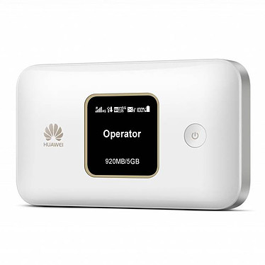 Huawei E5785LH-22C Blanc Routeur 4G Dual Band WiFi AC 300 Mbps