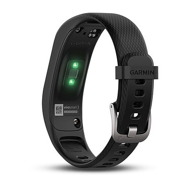 Garmin vívosmart 3 Noir Small/Medium pas cher