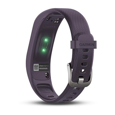 Garmin vívosmart 3 Violet Small/Medium pas cher