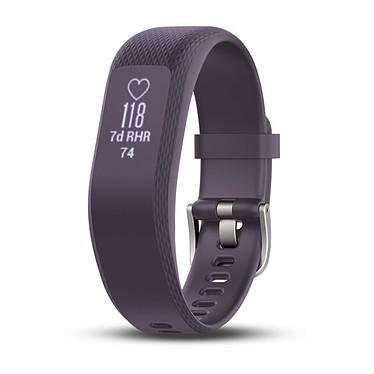 Avis Garmin vívosmart 3 Violet Small/Medium