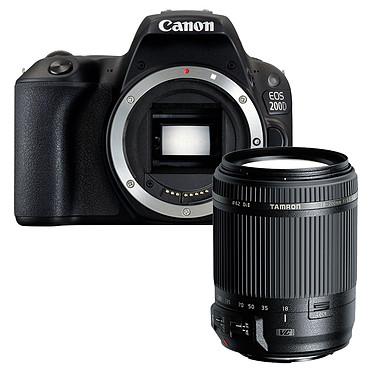 Canon EOS 200D + Tamron 18-200mm F/3.5-6.3 Di II VC