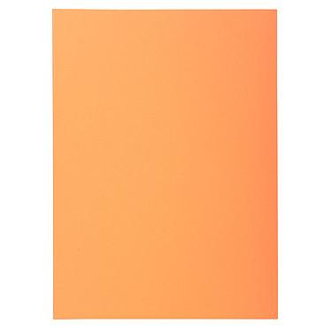 """Exacompta Sous chemises Super 60 Bulle x 100 Lot de 100 sous chemises """"Super 60"""" en carte 60g format A4 Bulle"""