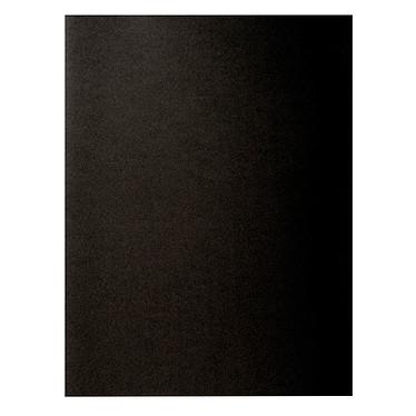 """Exacompta Sous chemises Rock""""s 80 Noir x 100 Lot de 100 sous chemises """"Rock""""s 80"""" en carte 80g format A4 Noir"""