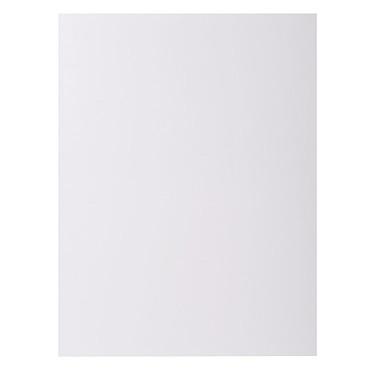 "Exacompta Sous chemises Rock""s 80 Blanc x 100 Lot de 100 sous chemises ""Rock""s 80"" en carte 80g format A4 Blanc"