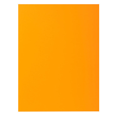 """Exacompta Chemises Rock""""s Ocre x 100 Lot de 100 Chemises en carte 210g format A4 Ocre"""