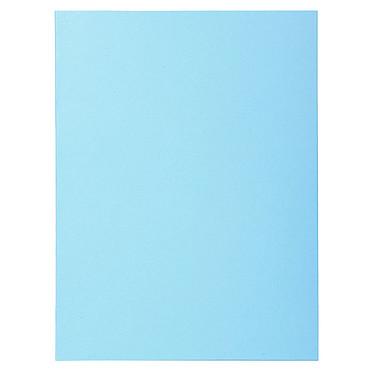 Exacompta Chemises Super Bleu clair x 100