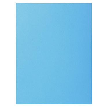 Exacompta Chemises Super Bleu vif x 100