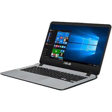 "ASUS R407UB-EB035T Intel Core i5-7200U 4 Go 1 To 14"" LED Full HD NVIDIA GeForce MX110 Wi-Fi N/Bluetooth Webcam Windows 10 Famille 64 bits (garantie constructeur 2 ans)"