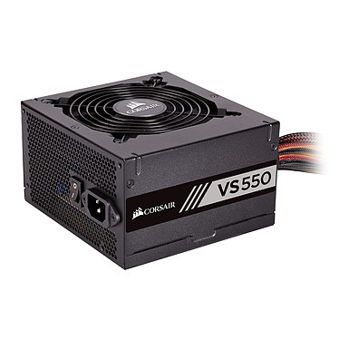 Corsair Builder Series VS550 80PLUS V2 Alimentation 550W ATX 12V 2.31 (Garantie 3 ans par Corsair)
