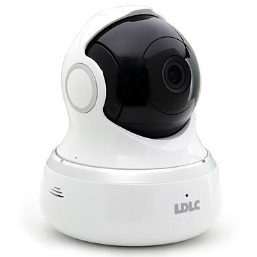 LDLC C6B Caméra Wi-Fi d'intérieur motorisée compatible LDLC Home Kit et appareils ONVIF