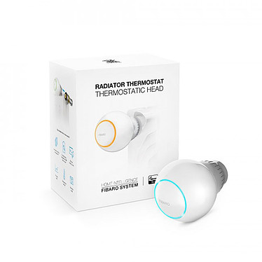 Fibaro Tête thermostatique Z-Wave