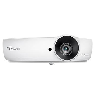 Optoma EH461 Vidéoprojecteur DLP Full HD 1080p Full 3D 5000 Lumens, HDMI MHL, Ethernet avec haut-parleur 10W