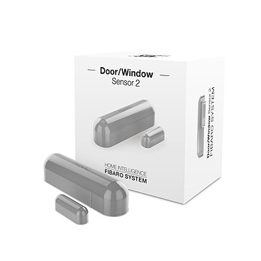 Fibaro Door/Window Sensor 2 - Gris