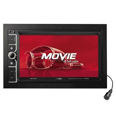 """Caliber RMD801BT Autoradio FM/USB/SD/MP3 avec Bluetooth A2DP+AVRCP, entrée AUX et écran tactile 6.5"""""""
