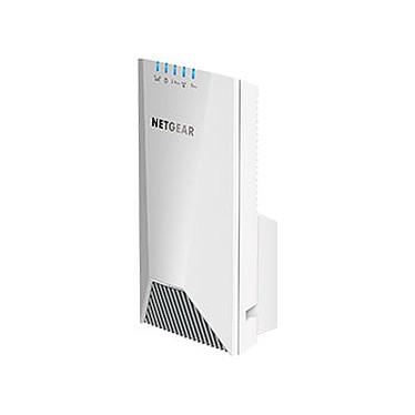 Netgear Nighthawk X4S (EX7500) Répéteur de signal / Point d'accès Tri-bande Wi-Fi AC2200 (AC866 + AC866 + N450) sur prise électrique