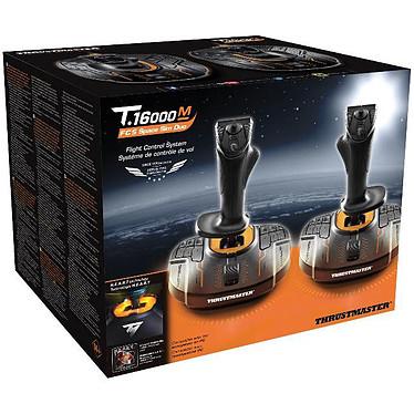 Avis Thrustmaster T.16000M FCS Space Sim Duo