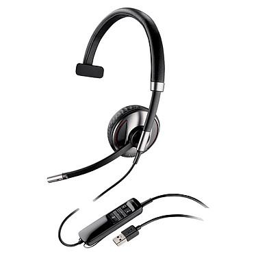 Plantronics Blackwire C710-M Casque-micro mono USB et Bluetooth optimisé pour Microsoft Lync et Skype Business