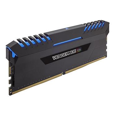 Opiniones sobre Corsair Vengeance RGB Series 16 Go (2x 8 Go) DDR4 3000MHz CL16 - Noir
