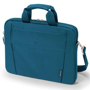 """Dicota Slim Case Base 13-14.1"""" (bleu) Sacoche pour ordinateur portable (jusqu'à 14.1"""")"""
