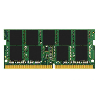 Kingston ValueRAM SO-DIMM 4 Go DDR4 2400 MHz CL17 RAM SO-DIMM DDR4 PC4-19200 - KVR24S17S6/4