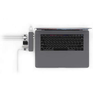 Avis HyperDrive Pro Duo Gris