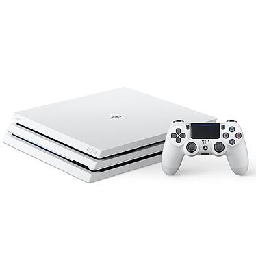 Acheter Sony PlayStation 4 Pro (1 To) Blanc