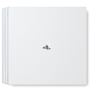 Avis Sony PlayStation 4 Pro (1 To) Blanc