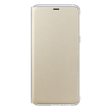 Samsung Flip Cover Néon Or Galaxy A8