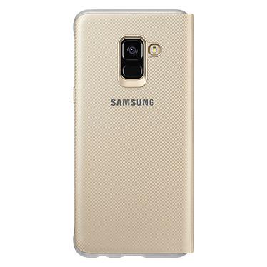 Acheter Samsung Flip Cover Néon Or Galaxy A8