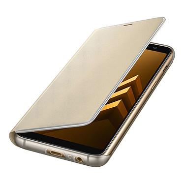 Avis Samsung Flip Cover Néon Or Galaxy A8