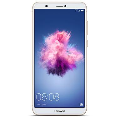"Huawei P Smart Or Smartphone 4G-LTE Advanced Dual SIM - Kirin 659 8-Core 2.36 GHz - RAM 3 Go - Ecran tactile 5.65"" 1080 x 2160 - 32 Go - NFC/Bluetooth 4.2 - 3000 mAh - Android 8.0"