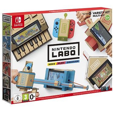Nintendo Labo (Multi Kit) Kit d'accessoires à faire soi-même
