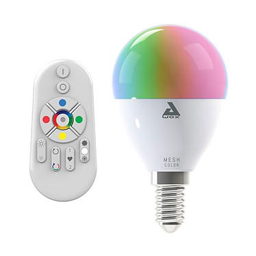 AwoX SmartKit Remote Color Mesh E14