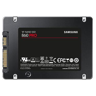 Samsung SSD 860 PRO 512 Go pas cher
