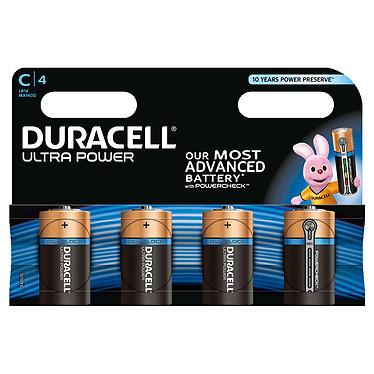 Duracell Ultra Power C (par 4)