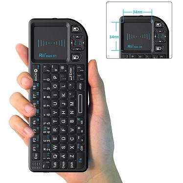 Acheter Riitek RII Mini Wireless Keyboard X1