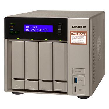 Opiniones sobre QNAP TVS-473E-8G
