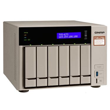 Avis QNAP TVS-673E-4G