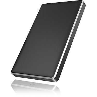 """ICY BOX IB-245-C31-B Boîtier  pour HDD / SSD 2.5"""" SATA sur port USB 3.1 Type C"""