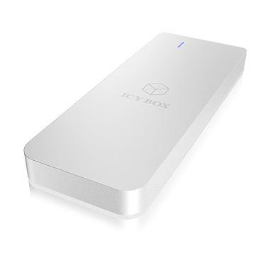 ICY BOX IB-188M2 Boîtier pour disque SSD M.2 sur port USB 3.1