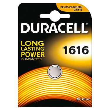 Duracell 1616 Lithium 3V Pile bouton CR1616 au lithium 3V
