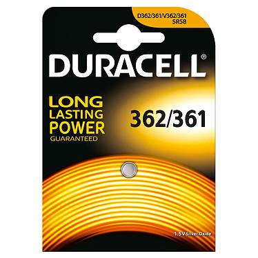 Duracell 362/361 1.5V Pile bouton 362/361 oxyde d'argent 1.5V