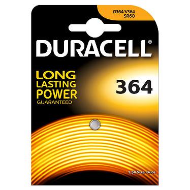 Duracell 364 1.5V Pile bouton 364 oxyde d'argent 1.5V