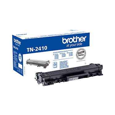 Brother TN-2410 Toner noir (1 200 pages à 5%)