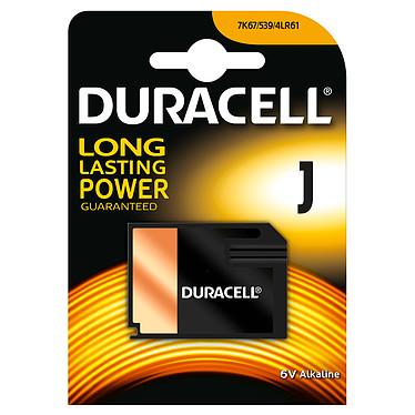 Duracell J 6V Pile alcaline 6V (7K67/539/4LR61)
