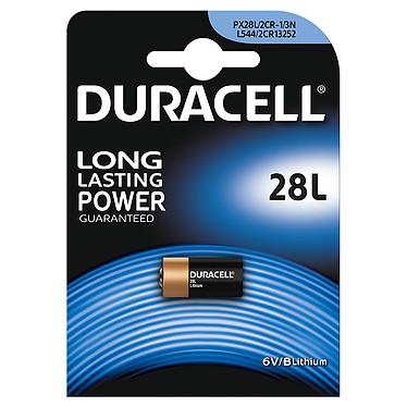 Duracell 28L Lithium 6V Pile 28L au lithium 6V