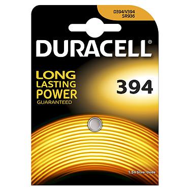 Duracell 394 1.5V Pile bouton 394 oxyde d'argent 1.5V