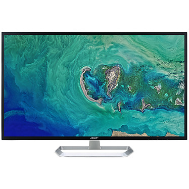 "Acer 31.5"" LED - EB321Hquawidp 2560 x 1440 píxeles - 4 ms - Formato panorámico 16/9 - Pantalla IPS - HDMI - DisplayPort - Blanco"
